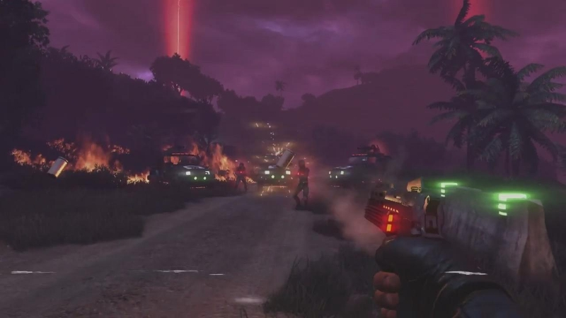 Far Cry 3: Blood Dragon (Review) – The Berger Bits