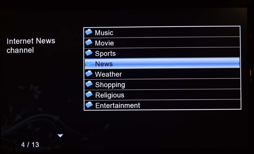 Selecting a Fusion Channel channel