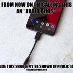The Audio Penis
